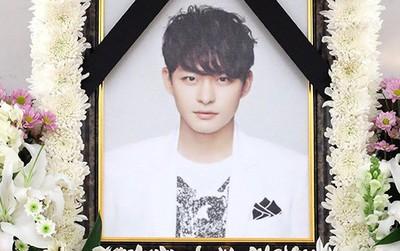 Xót xa hình ảnh tươi sáng của em trai Ha Ji Won trong di ảnh tại tang lễ hôm nay