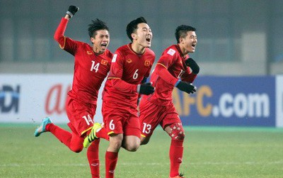 """U23 Việt Nam thành """"hiện tượng"""" truyền thông của VCK U23 châu Á"""