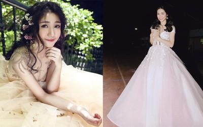 """Không chỉ mới đây, thực ra Hòa Minzy đã """"mê"""" làm công chúa từ lâu rồi"""