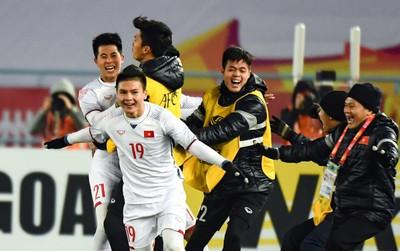 Qua trận đấu kỳ tích mới hiểu thể lực của tuyển U23 Việt Nam tốt đến thế nào