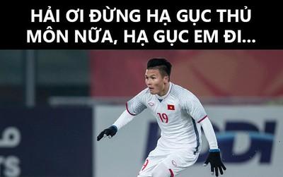 Chiến thắng của U23 Việt Nam đúng là khiến người ta sướng quên cả Tết!