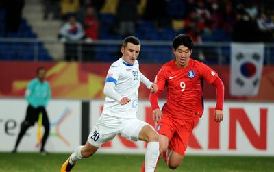 SỐC: U23 Hàn Quốc thảm bại, Uzbekistan vào chung kết gặp Việt Nam