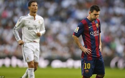 Báo thân Barcelona đánh giá màn trình diễn của Messi chỉ đáng 5 điểm