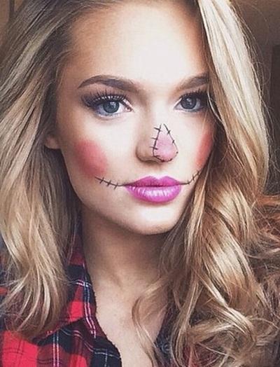 3 kiểu makeup Halloween vừa xinh vừa dễ để bạn thực hiện vào phút chót