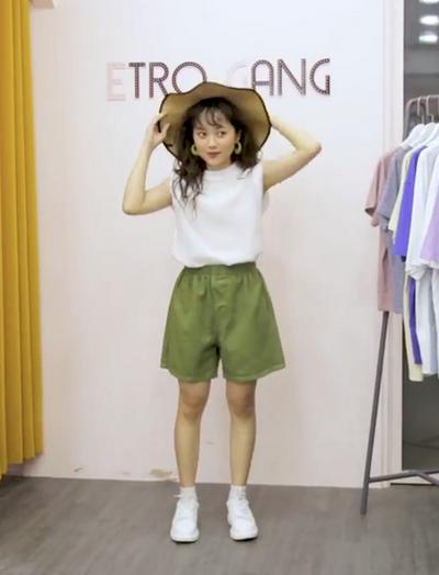 Video Shopping: Chọn mua quần short vải mềm-rẻ-đẹp giải nhiệt cho ngày nắng nóng