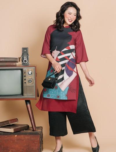 Nếu đã mê diện áo dài Tết, bạn sẽ không thể bỏ qua 10 mẫu xinh đẹp lịm tim này
