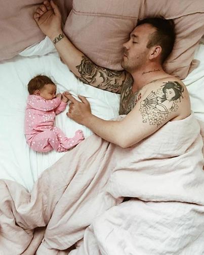 18 khoảnh khắc tình như cái bình giữa bố và con