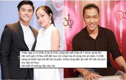 Bạn Lý Phương Châu khẳng định Lâm Vinh Hải biết vợ cũ đi Sapa với Hiền Sến trước khi ly hôn