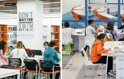 Thư viện các trường Đại học tại Việt Nam: Nơi sang chảnh 129 tỷ đồng, nơi đẹp đến mức đứng vào đâu cũng ra ảnh nghìn like