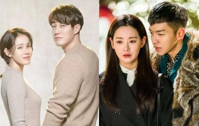 """Bộ đôi tường thành nhan sắc Son Ye Jin và So Ji Sub vượt mặt tài tử Gong Yoo, cặp """"Hoa du ký"""" vẫn giữ độ hot"""