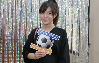 """Tú Linh, Phạm Hồng Nam háo hức với sự kiện phát động chương trình """"Kỹ năng quản lý tài chính"""" mùa 7"""