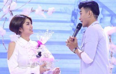 Sau khi chia tay Karik, Đàm Phương Linh cũng đã tìm được chàng trai mới nhờ show hẹn hò