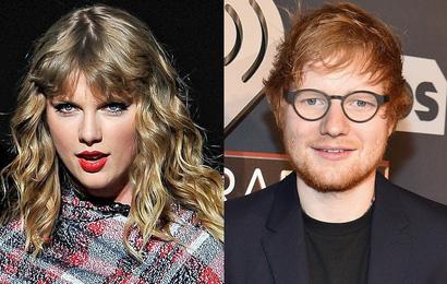 Ed Sheeran đánh bật BFF Taylor Swift để lên ngôi tại Billboard Music Awards 2018