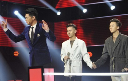 Giọng hát Việt: Hoàng Dương - Đức Tâm được ghép thành nhóm nhạc, Hoa hậu chuyển giới dừng chân
