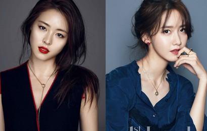 """Nếu được ra mắt cùng SNSD, nhan sắc của Yoona """"có cửa"""" sánh bằng nữ diễn viên này?"""