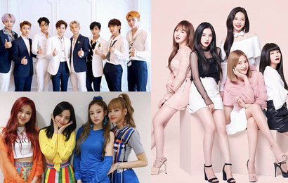 HOT: EXO, Black Pink, Red Velvet cùng dàn sao Kpop đổ bộ Hà Nội vào tháng 10?