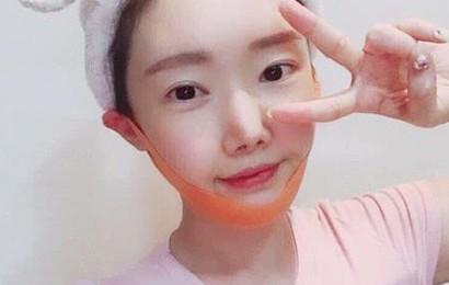 Cơn sốt sở hữu mặt vline với mặt nạ V-line Hàn Quốc