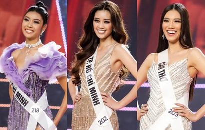 Hoa hậu Hoàn vũ Việt Nam 2019 - Khánh Vân: Học vấn kém hơn 2 thí sinh top 3, rẽ lối sang sân khấu điện ảnh từ sớm
