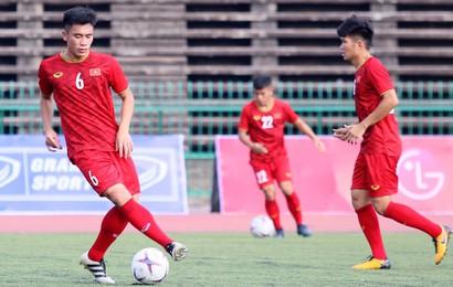 U22 Việt Nam có lực lượng tốt nhất, quyết tâm giành chiến thắng trong trận mở màn U22 Đông Nam Á