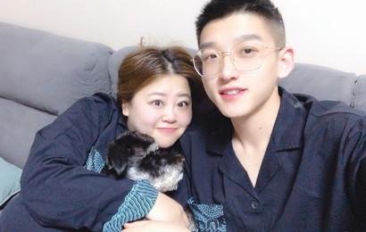 """Nỗi khổ của cô vợ 100kg trong couple """"đũa lệch"""" nổi tiếng Trung Quốc: Tích cực vỗ béo chồng sau đám cưới nhưng toàn thấy mỡ nhập vào mình!"""