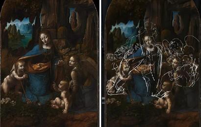 Sau gần nửa THIÊN NIÊN KỶ, khoa học cuối cùng đã tìm ra bí mật ẩn dưới bức họa danh họa Leonardo da Vinci