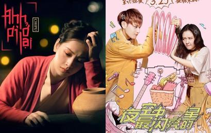 """Vừa đăng đàn bức xúc về vi phạm bản quyền, """"Anh Ơi Ở Lại"""" của Chi Pu bị soi quá giống với nhạc phim của Hoàng Tử Thao?"""