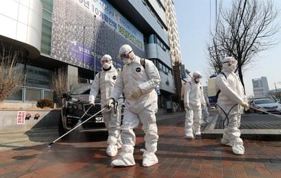 Nóng: 544 tín đồ từng đến nhà thờ ở Daegu (Hàn Quốc) có triệu chứng nhiễm virus corona, đang được theo dõi sát sao