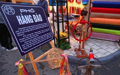 Ngày cuối năm, đi gom ký ức Hà Nội trong không gian phục dựng 36 phố phường