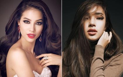 11 sao & hot girl Việt nét mặt đã tây, trang điểm lại càng tây hơn