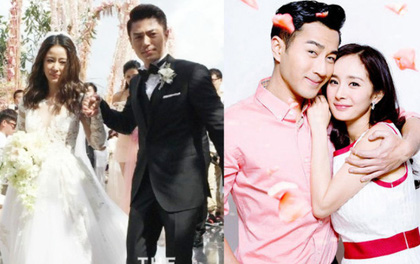 Làng giải trí Hoa ngữ 2016: Đám cưới chóng vánh, ngoại tình thả phanh