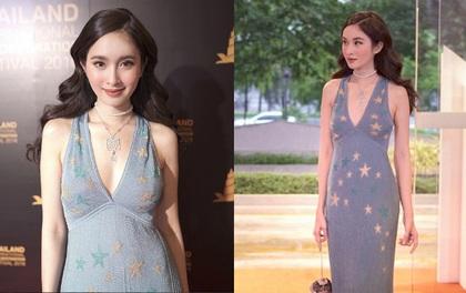 Hoa hậu chuyển giới Nong Poy lại gây ấn tượng với nhan sắc quá đỗi xinh đẹp
