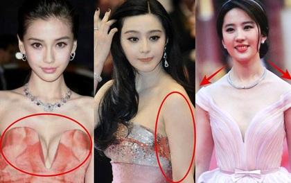 Hoá ra, mỹ nhân Hoa ngữ dù đẹp cỡ Phạm Băng Băng, Angela Baby cũng sợ lộ những khuyết điểm này!
