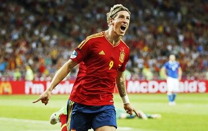 Chung kết Euro 2008: Tây Ban Nha 1-0 Đức