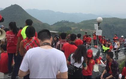 Những hình ảnh đông đúc đến ngộp thở ở Hà Giang trong dịp lễ hội Hoa tam giác mạch