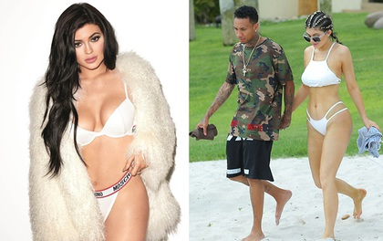 Lộ clip sex bị nghi là của Kylie Jenner và bạn trai gốc Việt
