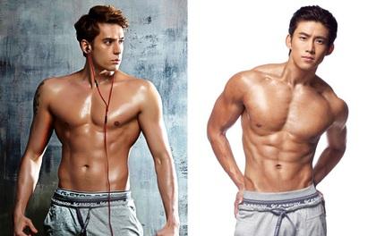 Sao nam Hàn Quốc: Cứ đi show thực tế là cởi áo khoe 6 - 8 múi!