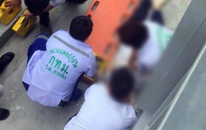 Bị mẹ mắng vì tội lén lấy tiền không xin phép, bé trai lớp 6 nhảy từ tầng 16 của chung cư tự tử