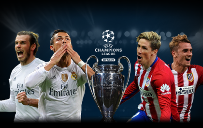 Real chạm trán Atletico ở bán kết Champions League