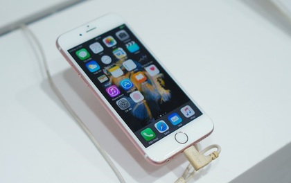 iPhone 6S sập giá còn 6,5 triệu đồng