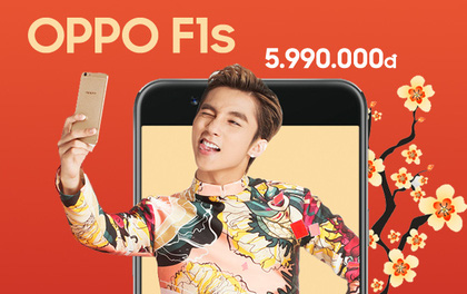 FPT Shop tặng DVD Gala Nhạc Việt 9 cho khách hàng mua Oppo F1s