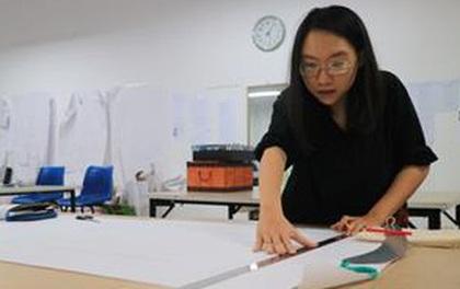 Học thiết kế thời trang vì yêu môi trường, nữ sinh Amser nhận học bổng trăm triệu đồng