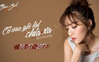 """Ngóng chờ MV sắp ra mắt của Bích Phương hợp tác cùng đạo diễn """"Nơi này có anh"""""""
