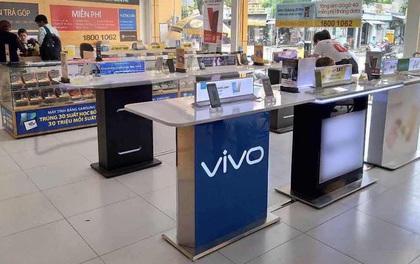 Vivo chính thức hợp tác với Thế Giới Di Động