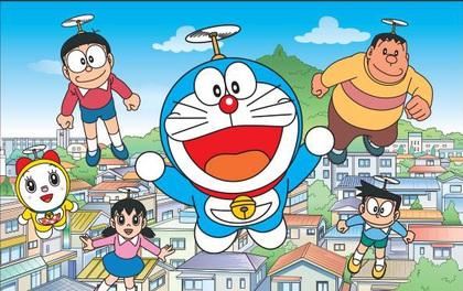 Phim hoạt hình Doraemon lần đầu được cấp bản quyền phát hành trên YouTube