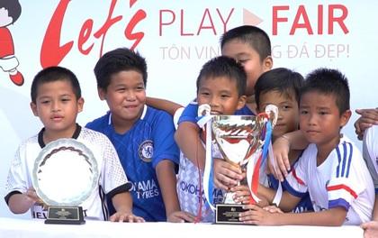 Lotteria Cup 2017 khép lại cùng tinh thần Fair Play