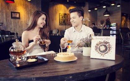 Teemay Coffee – Có một châu Âu thu nhỏ giữa lòng Sài Gòn