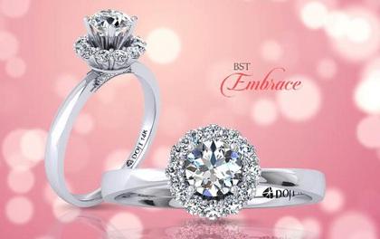 Đi tìm chiếc nhẫn đính hôn làm say lòng mọi cô gái