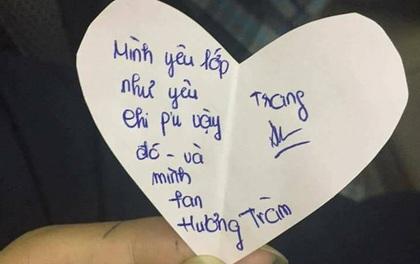 Cảm nghĩ về lớp mình: Yêu lớp như yêu Chipu nhưng lại là fan Hương Tràm!