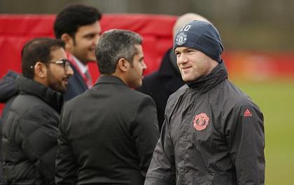 Mourinho gạch tên Rooney khỏi đội hình Man Utd