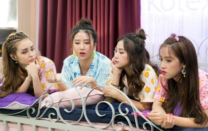 """Pijama Party: Quỳnh Anh Shyn - Salim không ngại ngần """"vạch trần"""" tật xấu của nhau"""
